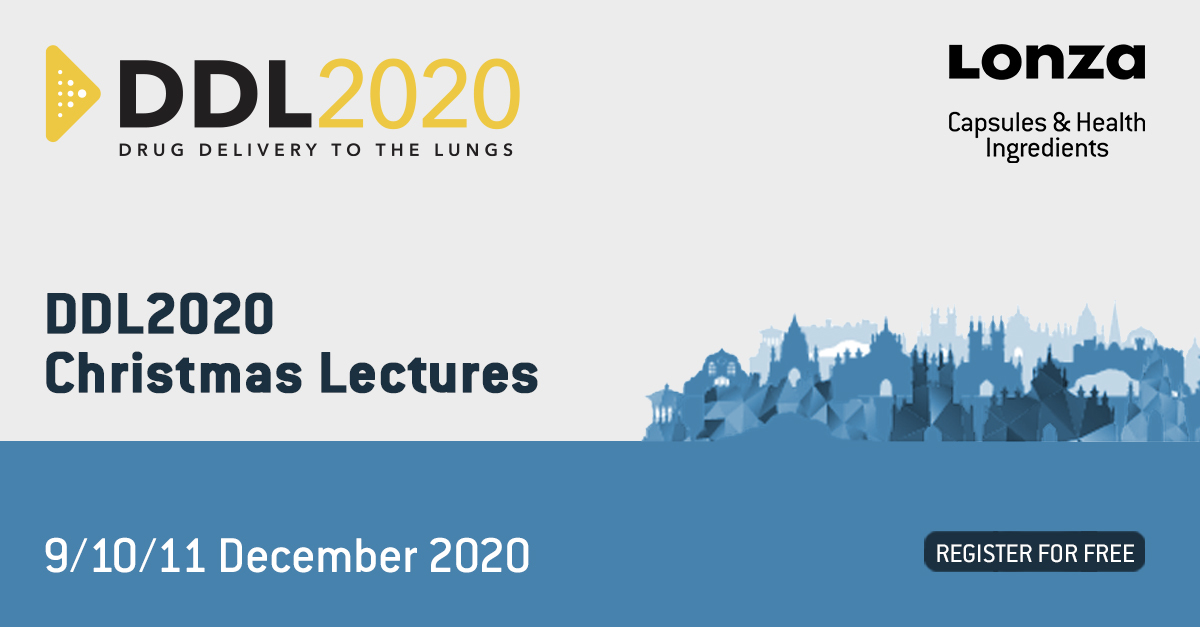 DDL2020 Christmas Lectures